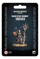 Warhammer 40K WH40K: Chaos Space Marine Sorcerer