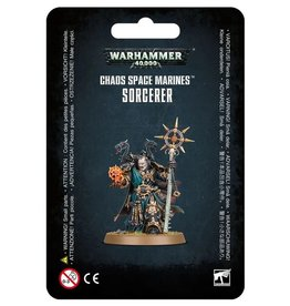 Warhammer 40K WH40K: Chaos Space Marine Sorcerer