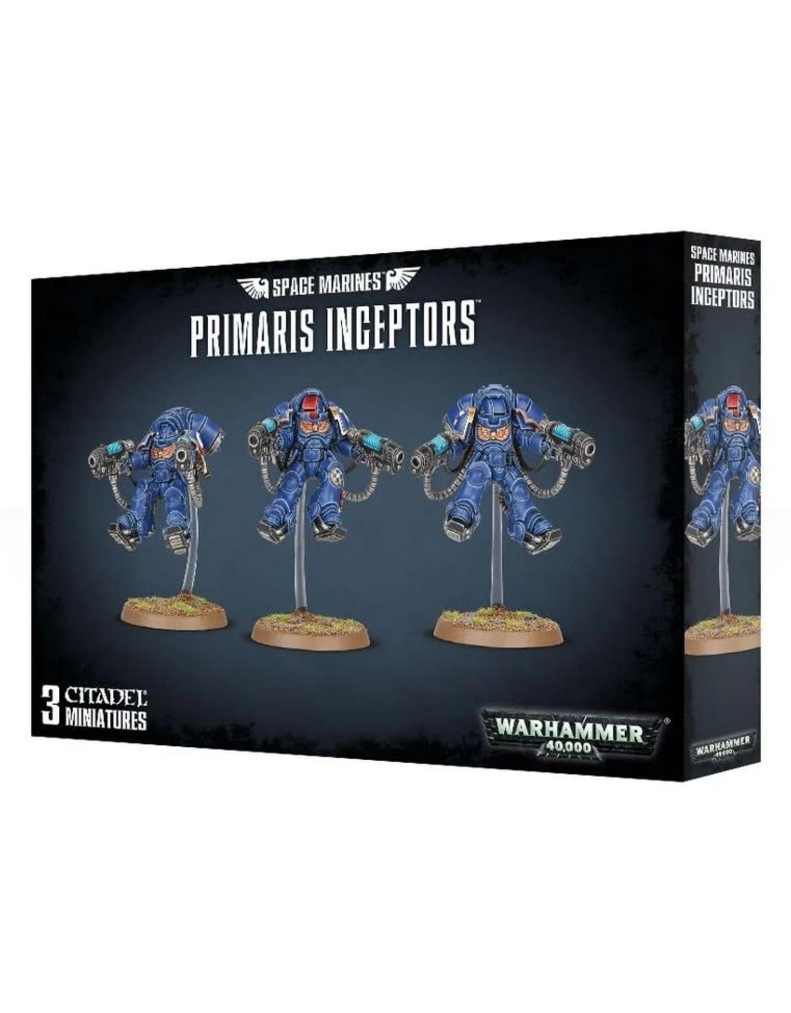 Warhammer 40K WH40K Space Marine Primaris Inceptors
