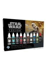 Fantasy Flight Games Star Wars Legion Paint Set - Republic