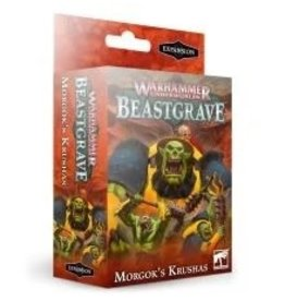 Games Workshop Warhammer Underworlds: Beastgrave - Morgok's Krushas