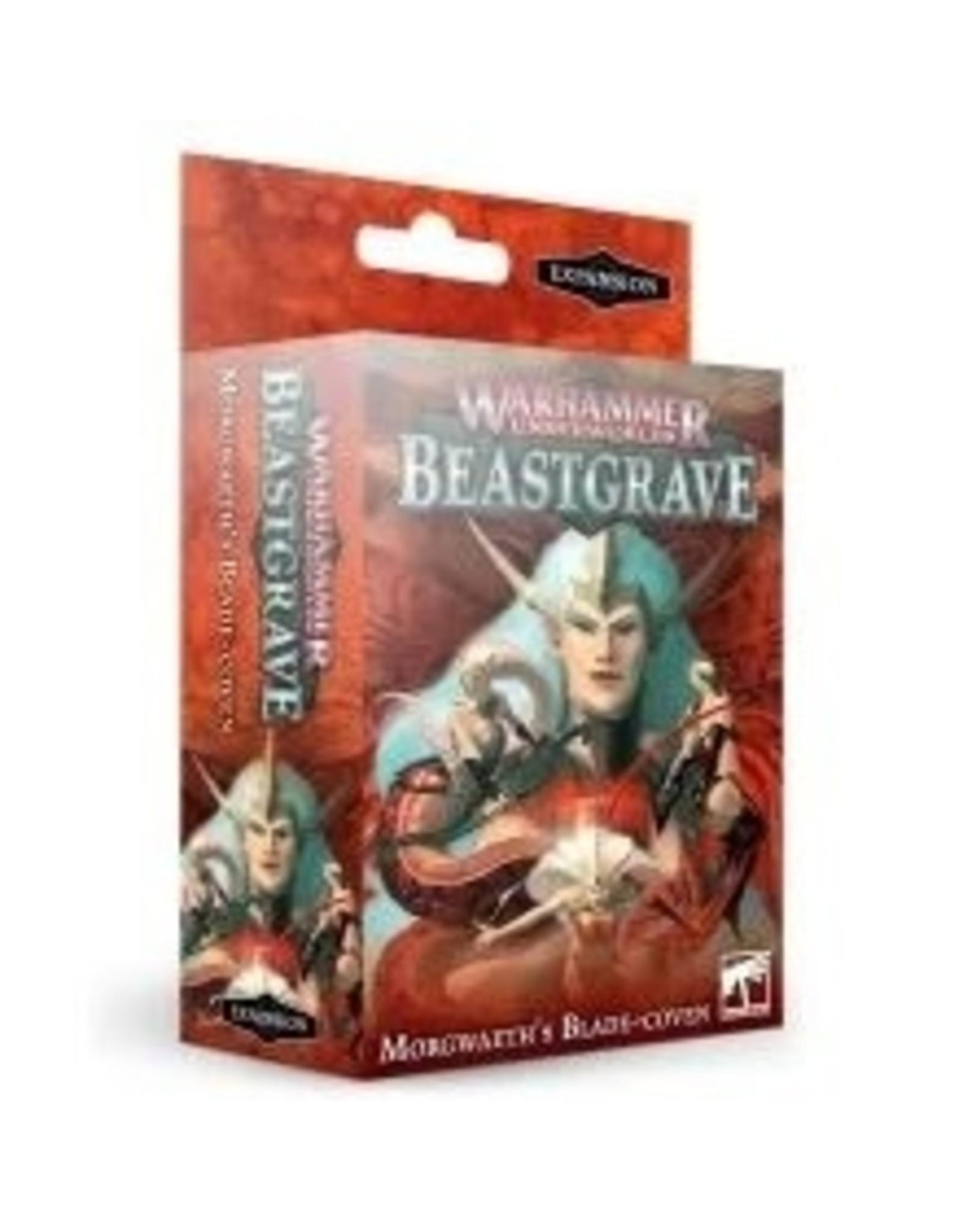 Games Workshop Warhammer Underworlds: Beastgrave - Morgwaeth's Blade-coven