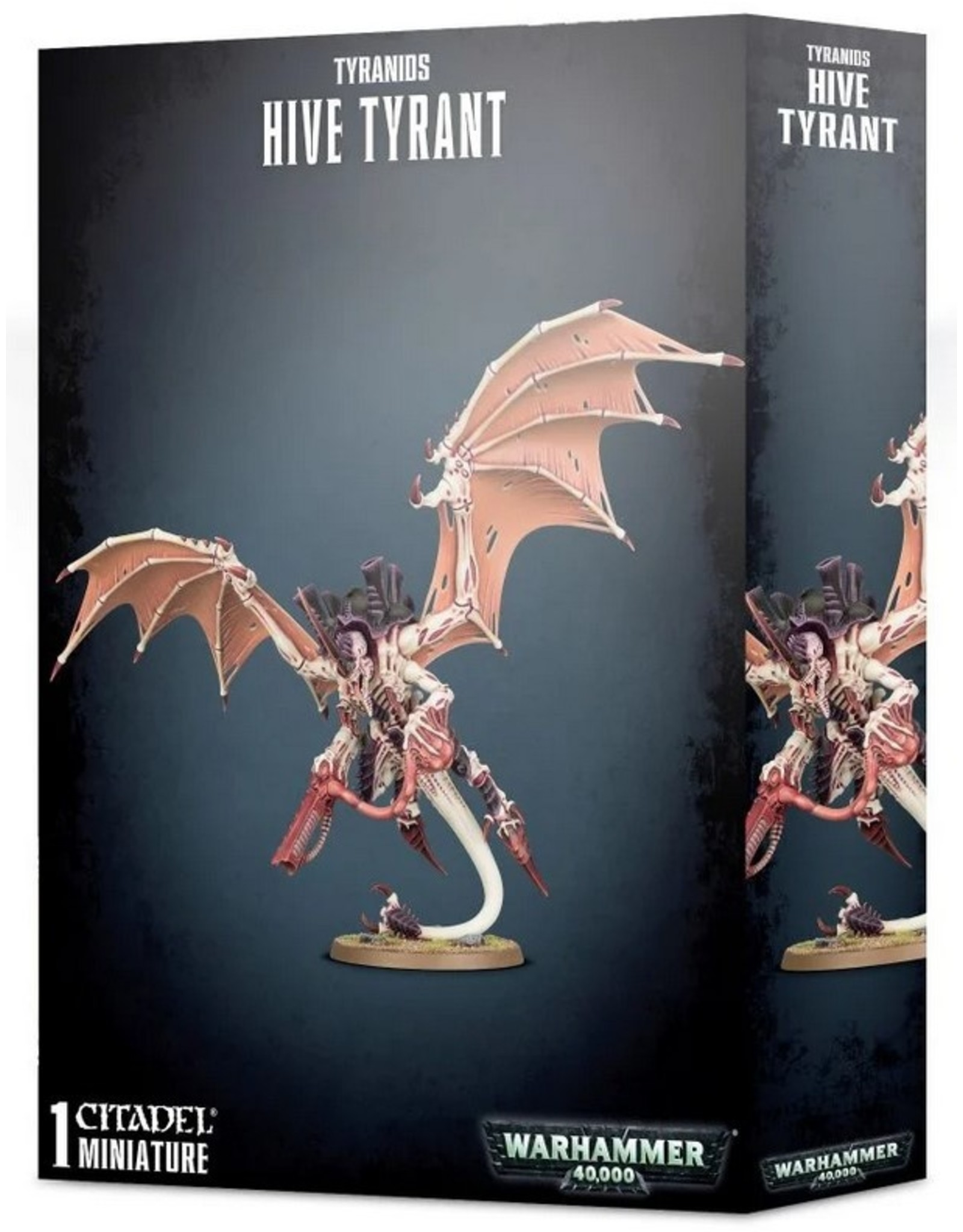 Warhammer 40K WH40K Tyranids Hive Tyrant
