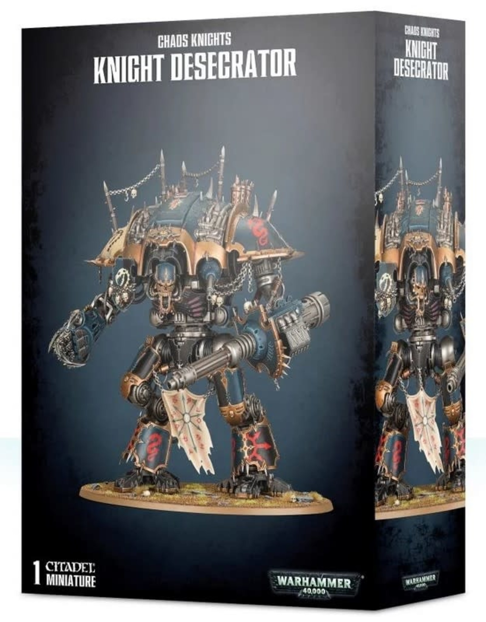 Warhammer 40K WH40K: Knight Desecrator