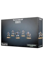 Warhammer 40K WH40K Space Marine Scouts Squad