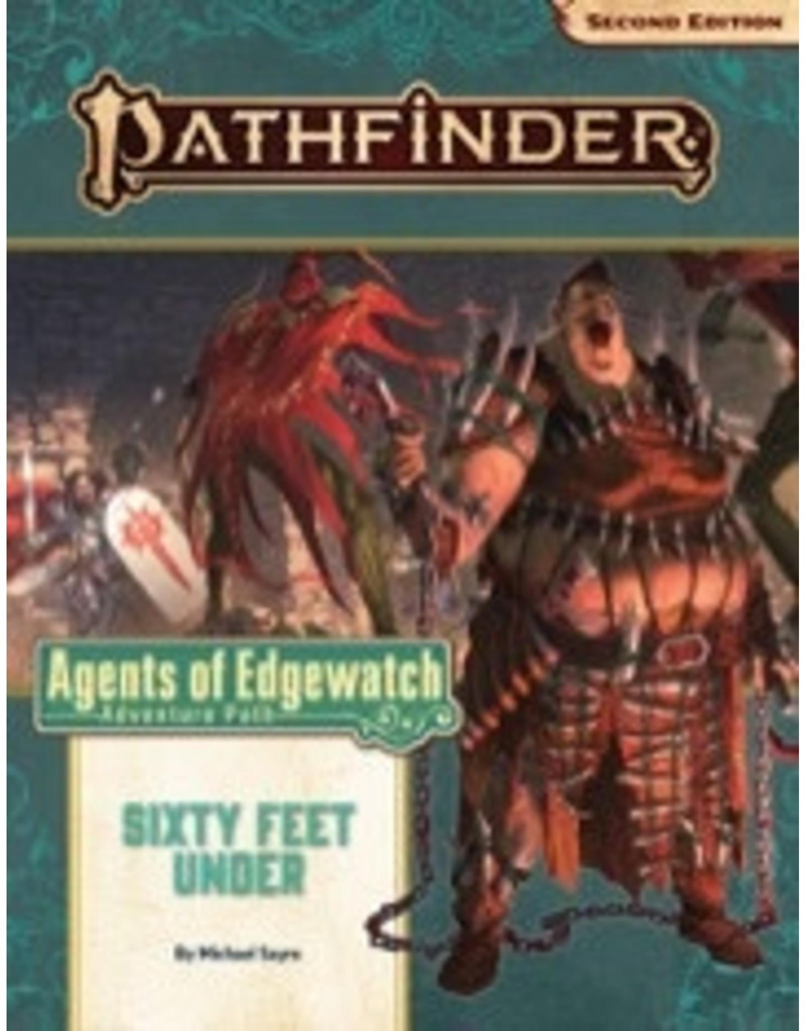 Paizo Pathfinder 2E: Agents of Edgewatch - Sixty Feet Under (part 2)