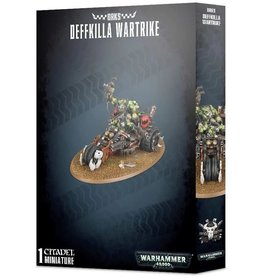 Warhammer 40K WH40K: Ork Deffkilla Wartrike