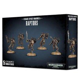 Warhammer 40K WH40K: Chaos Space Marines Raptors