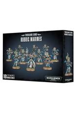 Warhammer 40K WH40K Thousand Sons -  Rubric Marines