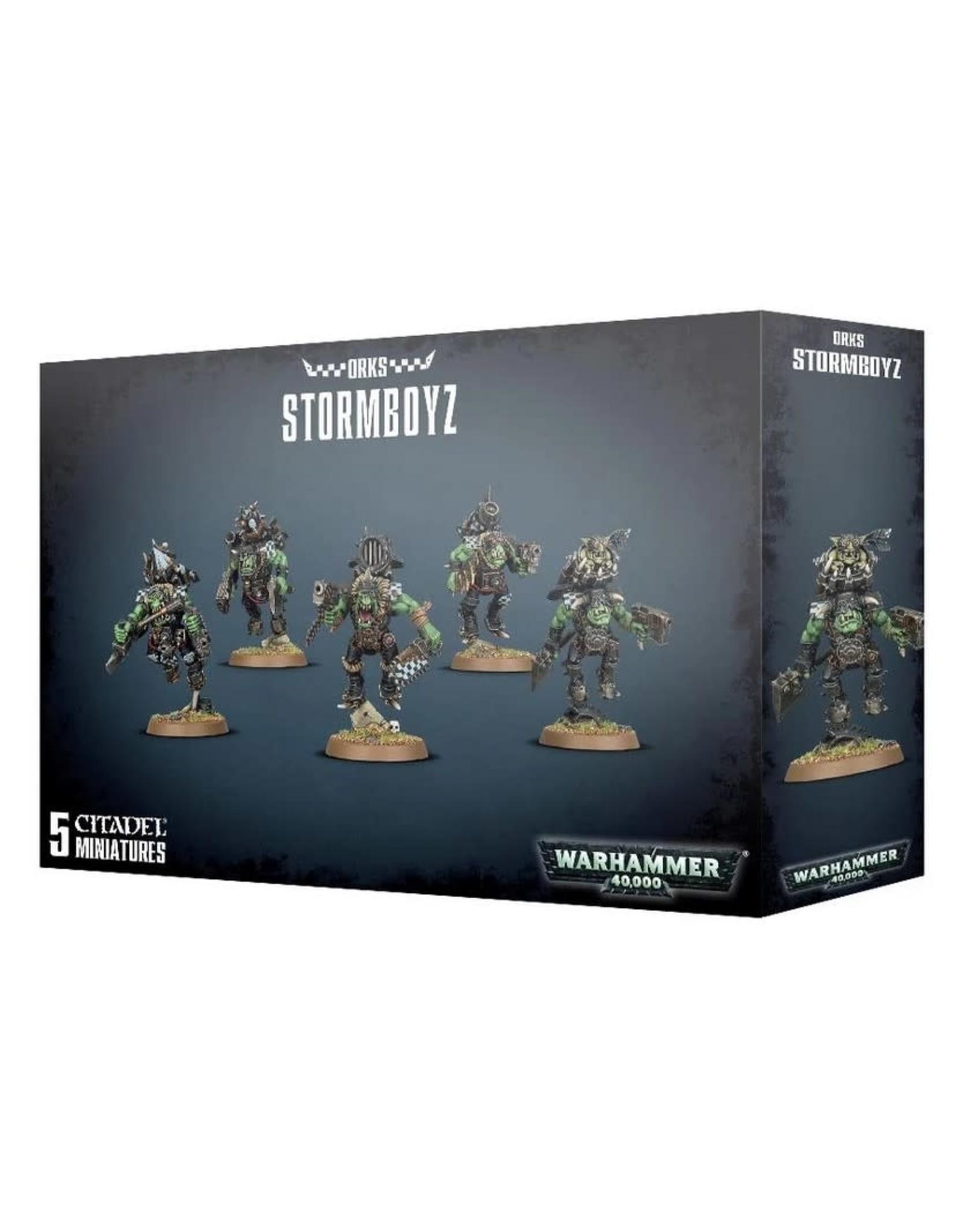 Warhammer 40K WH40K Orks: Stormboyz