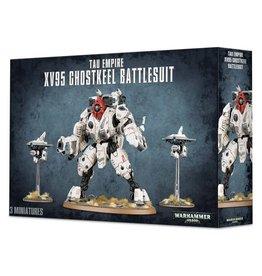 Warhammer 40K WH40K Tau Empire XV95 Ghostkeel Battlesuit