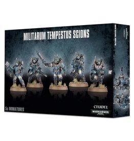 Warhammer 40K WH40K Militarium Tempestus Scions
