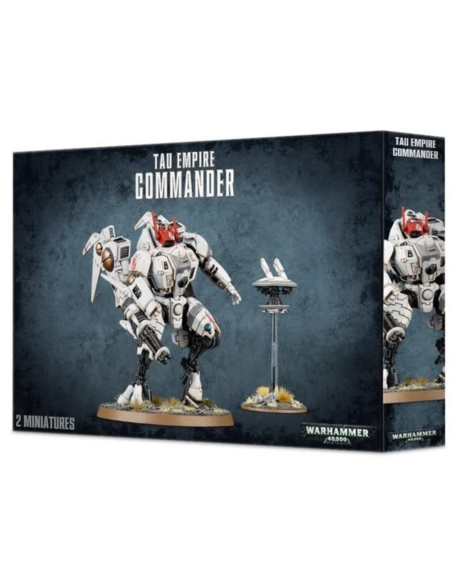 Warhammer 40K WH40K Tau Empire Commander