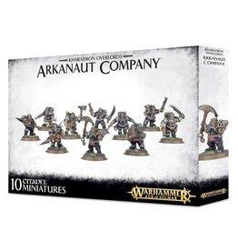 Warhammer AoS WHAoS Kharadron Overlords - Arkanaut Company