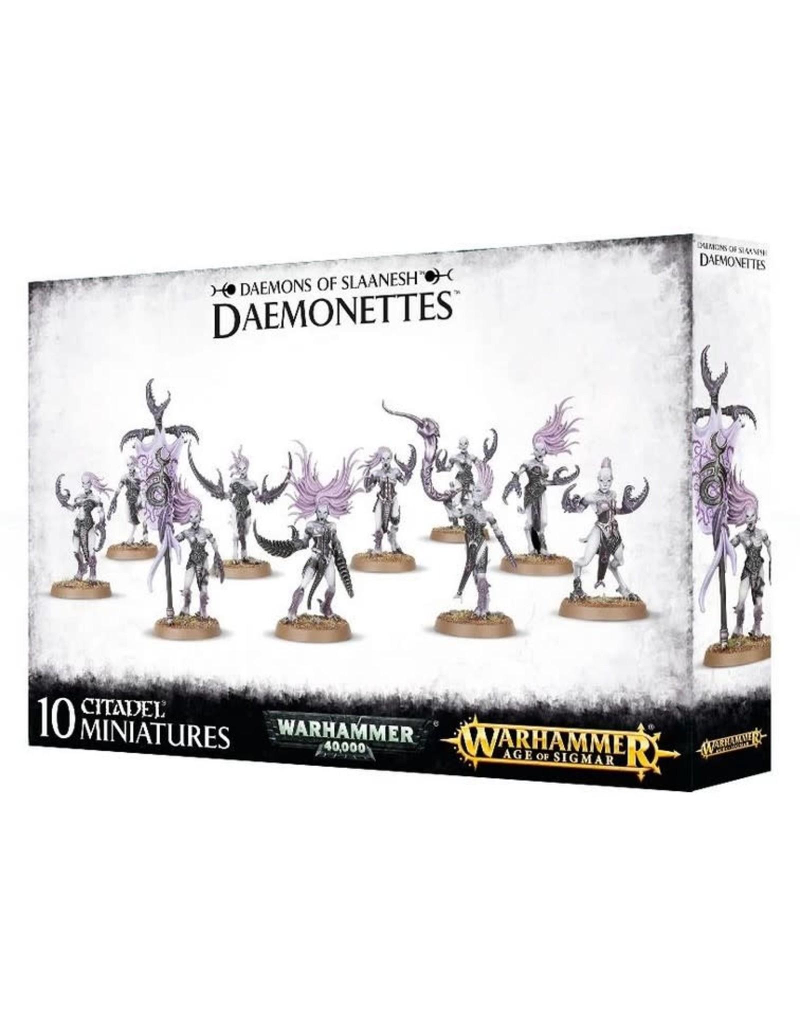 Warhammer AoS WHAoS: Daemons of Slaanesh Daemonettes