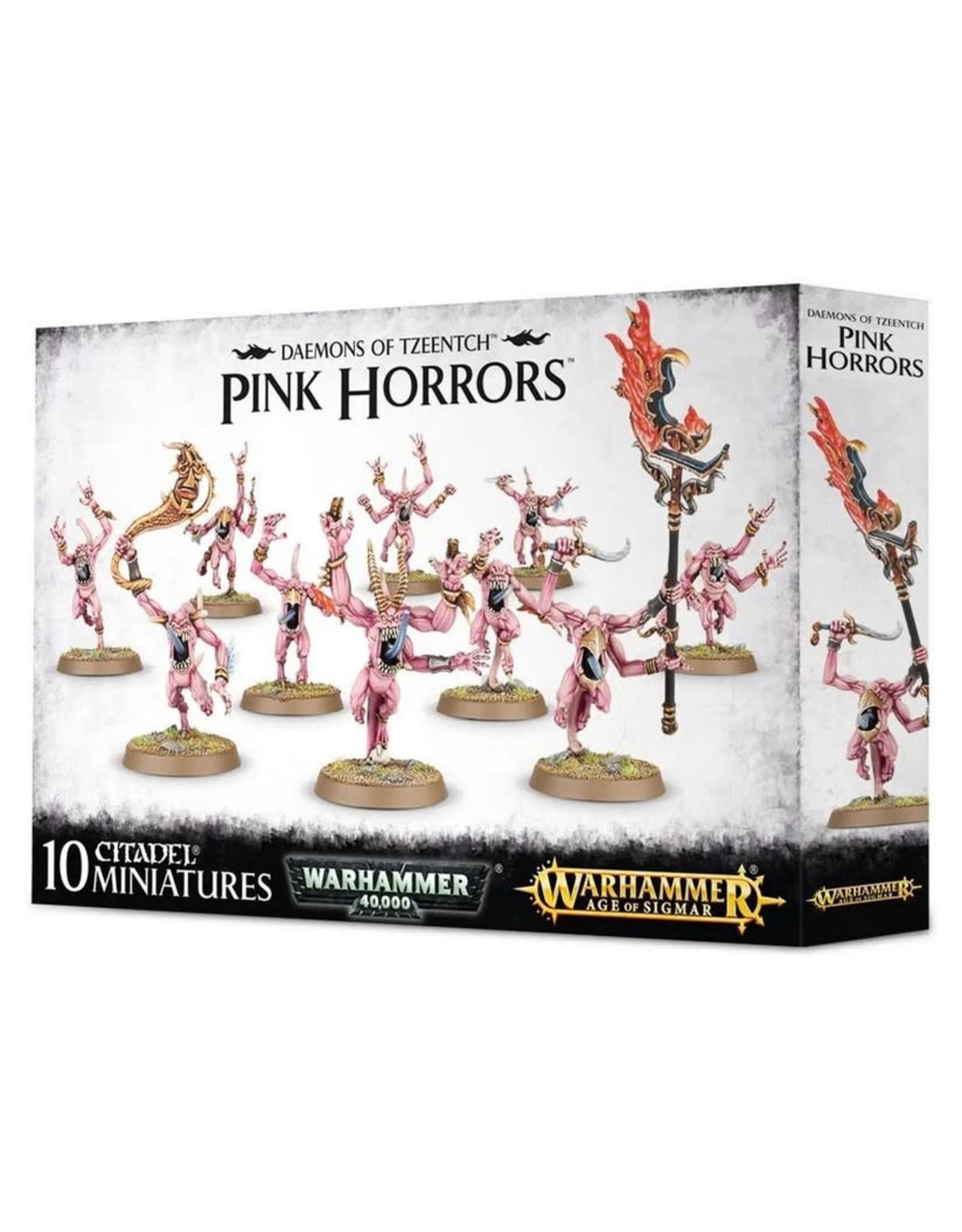 Warhammer AoS WHAoS Pink Horrors