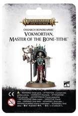 Warhammer AoS WHAoS Ossiarch Bonereapers - Vokmortian