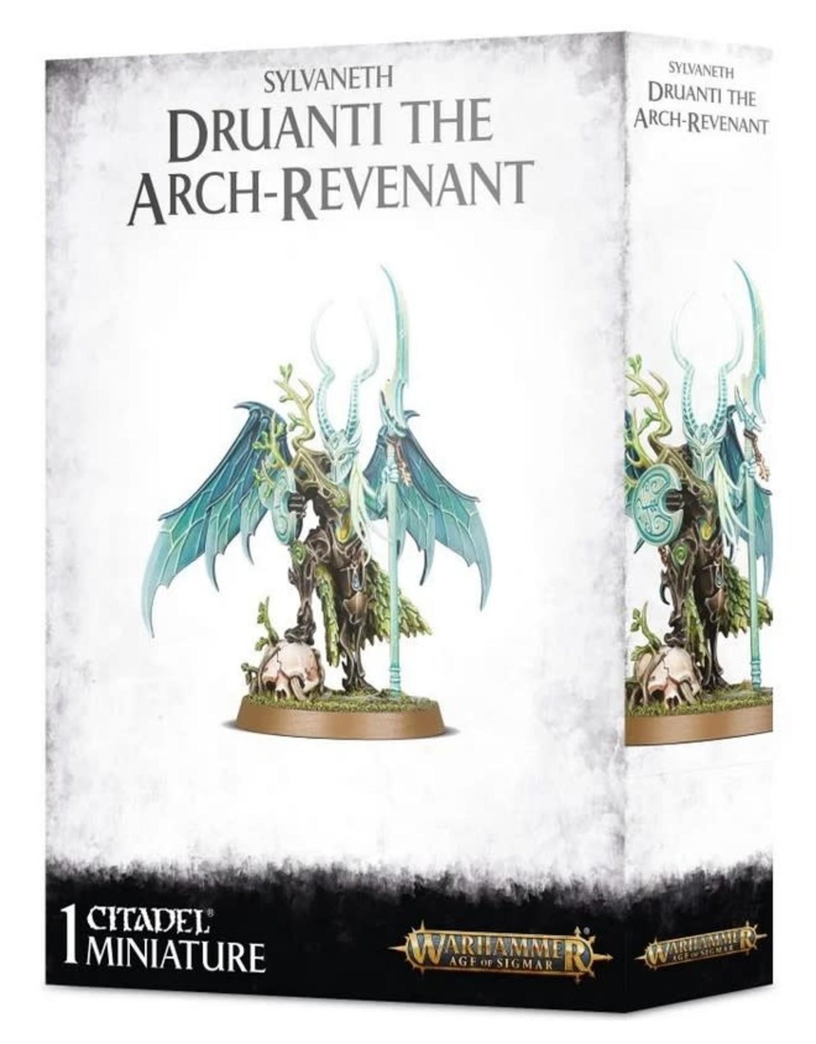 Warhammer AoS WHAoS Sylvaneth Druanti the Arch-Revenant