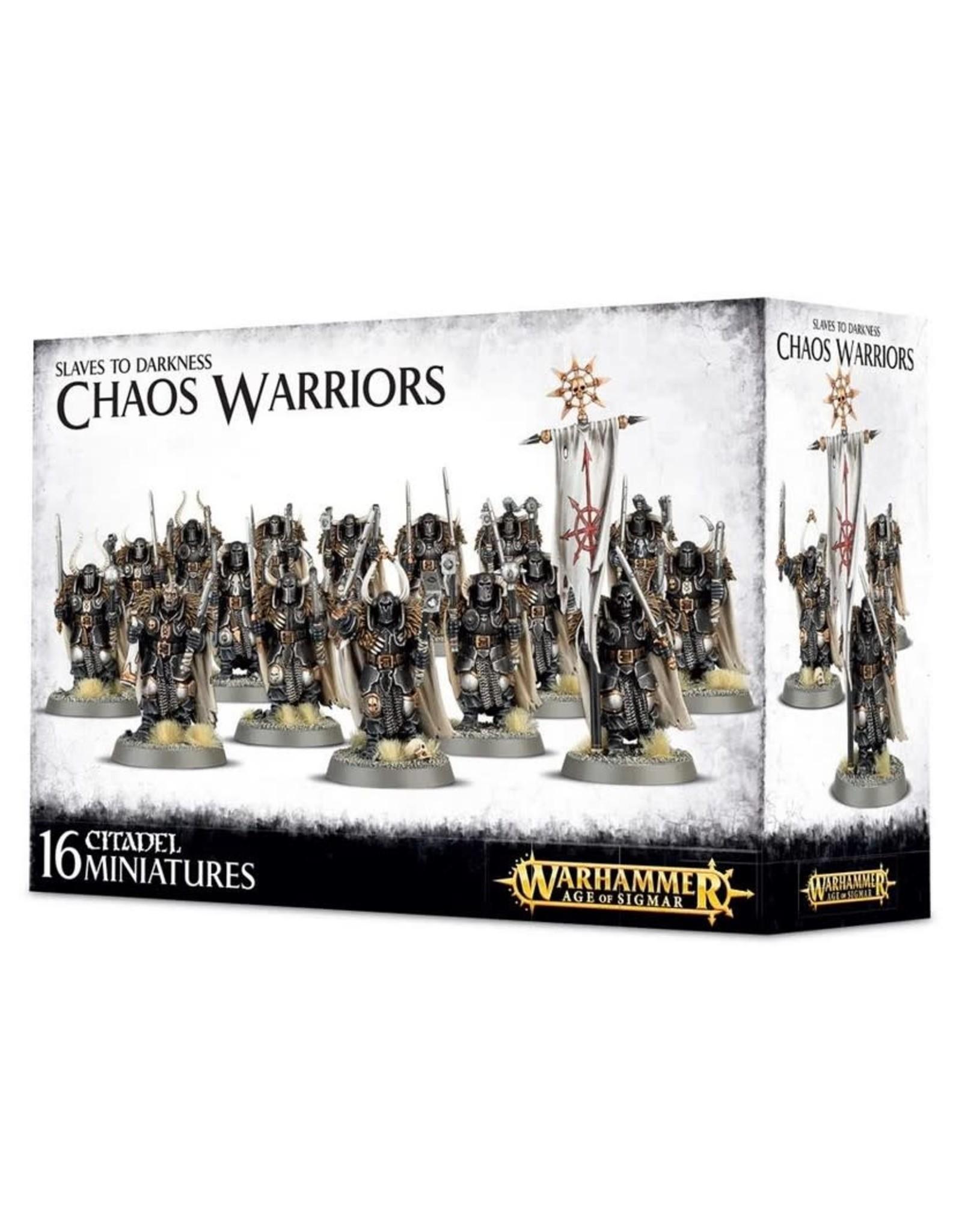 Warhammer AoS WHAoS Chaos Warriors