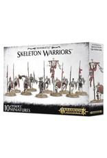 Warhammer AoS WHAoS Deathrattle Skeleton Warriors