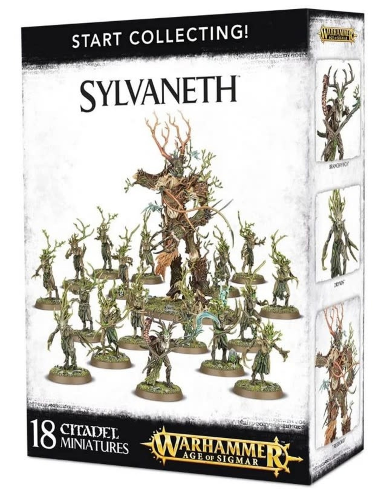 Warhammer AoS WHAoS: Start Collecting Sylvaneth