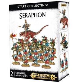 Warhammer AoS WHAoS Seraphon Start Collecting  Box