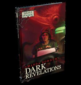 Fantasy Flight Games Arkham Horror - Dark Revelations Novella Hardcover