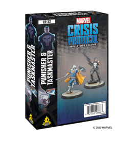 Atomic Mass Games Marvel Crisis Protocol - Punisher & Taskmaster