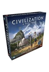 Fantasy Flight Games Sid Meier's Civilization - A New Dawn: Terra Incognita