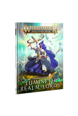 Warhammer AoS WHAoS Battletome - Lumineth Realm-Lords(old)