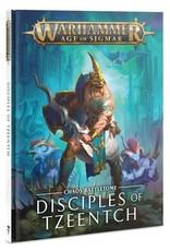 Warhammer AoS WHAoS Battletome - Disciples of Tzeentch