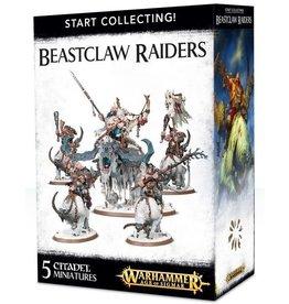 Warhammer AoS WHAoS Beastclaw Raiders Start Collecting