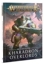 Warhammer AoS WHAoS Battletome - Kharadron Overlords