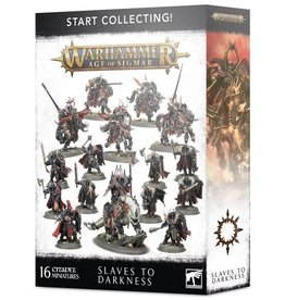 Warhammer AoS WHAoS: Start Collecting Slaves to Darkness