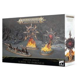 Warhammer AoS WHAoS Endless Spells Slaves to Darkness