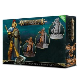 Warhammer AoS WHAoS: Stormcast Paint Set
