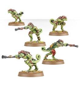 Warhammer AoS WHAoS Chameleon Skinks