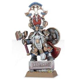 Warhammer AoS WHAoS Warden King