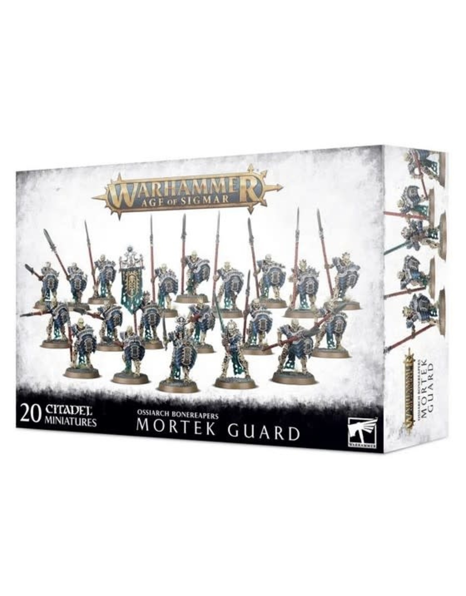 Warhammer AoS WHAoS Mortek Guard