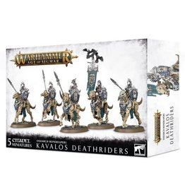 Warhammer AoS WHAoS Kavalos Deathriders