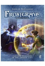 Osprey Games Frostgrave: Second Edtion Rulebook