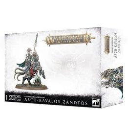 Warhammer AoS WHAoS Arch-Kavalos Zandtos