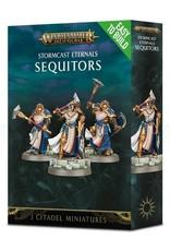 Warhammer AoS WHAoS Stormcast Eternals Sequitors