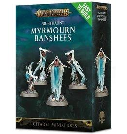 Warhammer AoS WHAoS Myrmourn Banshees