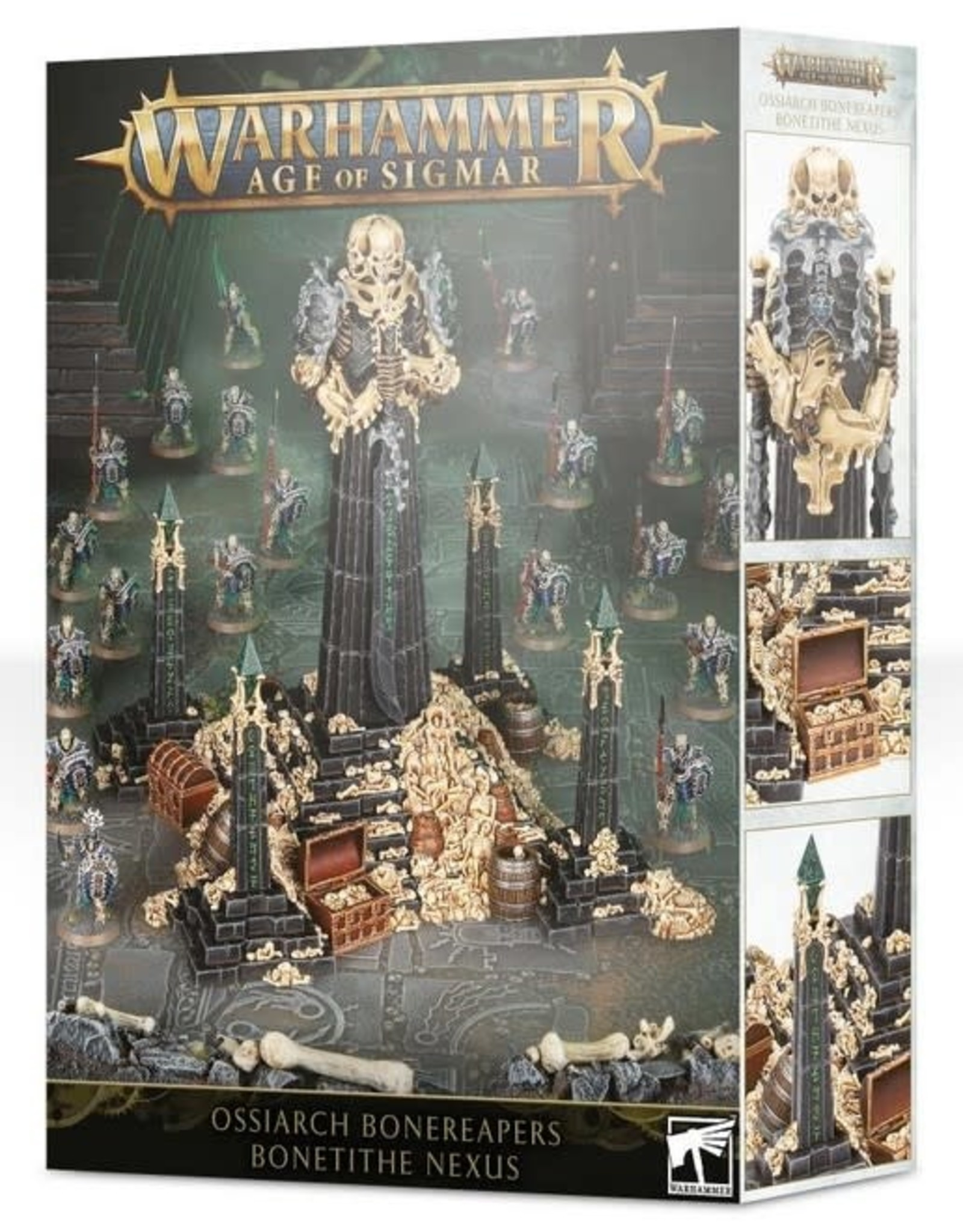 Warhammer AoS WHAoS Ossiarch Bonereapers Bone-tithe Nexus