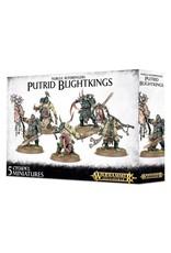 Warhammer AoS WHAoS MoN Putrid Blightkings