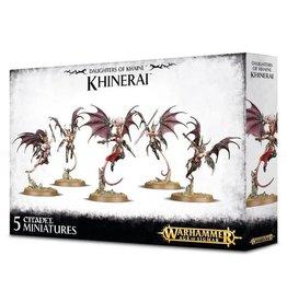 Warhammer AoS WHAoS DoK Khinerai