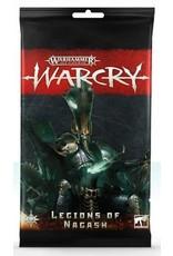 Warhammer AoS WHAoS Warcry - Legions of Nagash