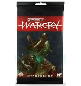 Warhammer AoS WHAoS Warcry - Nighthaunt