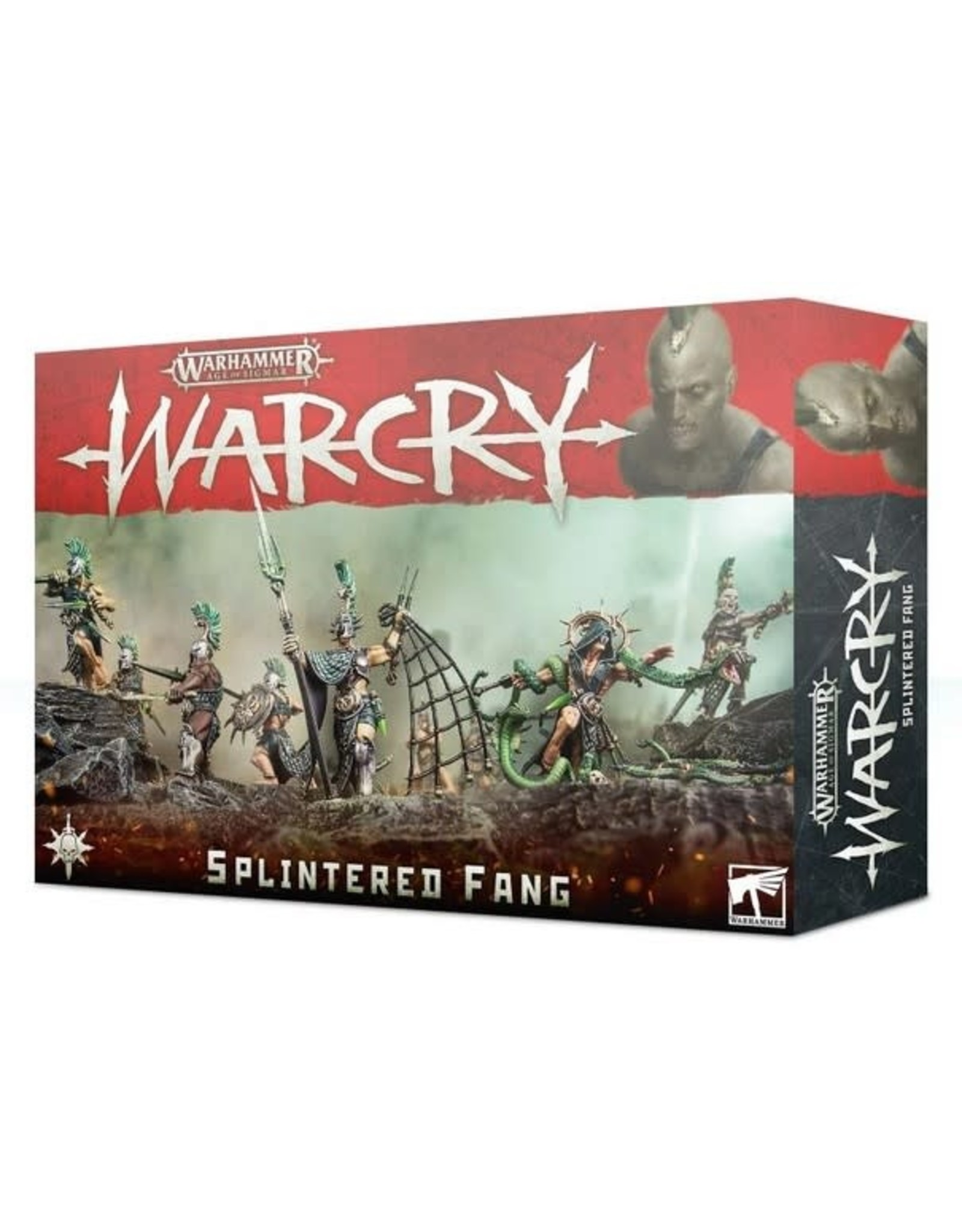 Warhammer AoS WHAoS Warcry - The Splintered Fang